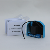 Микромодуль Qubino Flush 2 Relay